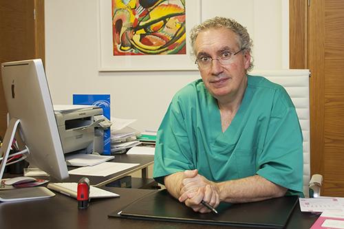 clínica corazón azul Ignacio Lojo