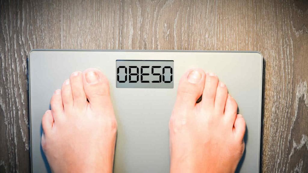 como saber si estas obeso